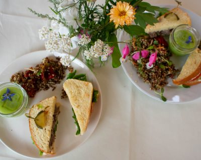 September 15 Farm Tour and Lunch